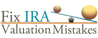 Fix IRA Valuation Mistakes